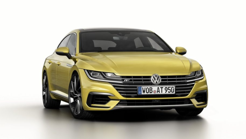 2020 VW Arteon R Line changes