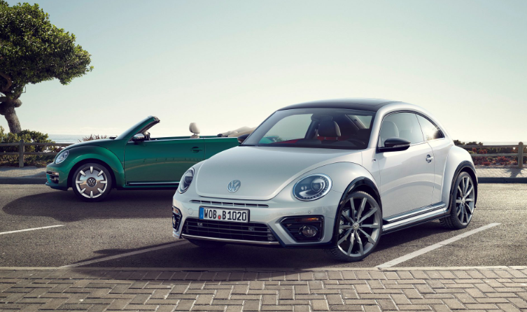 2020 Volkswagen Beetle Hatchback changes