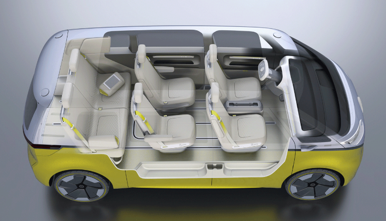 2020 Electric Volkswagen Bus news
