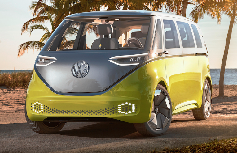 2020 Electric Volkswagen Bus Price Interior Release Date
