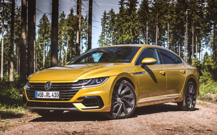 2020 VW Arteon news