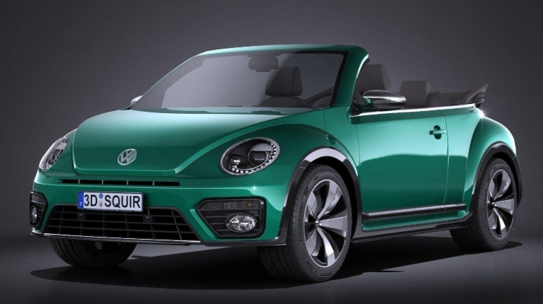 2020 VW Beetle Convertible Colors, Release Date, Redesign
