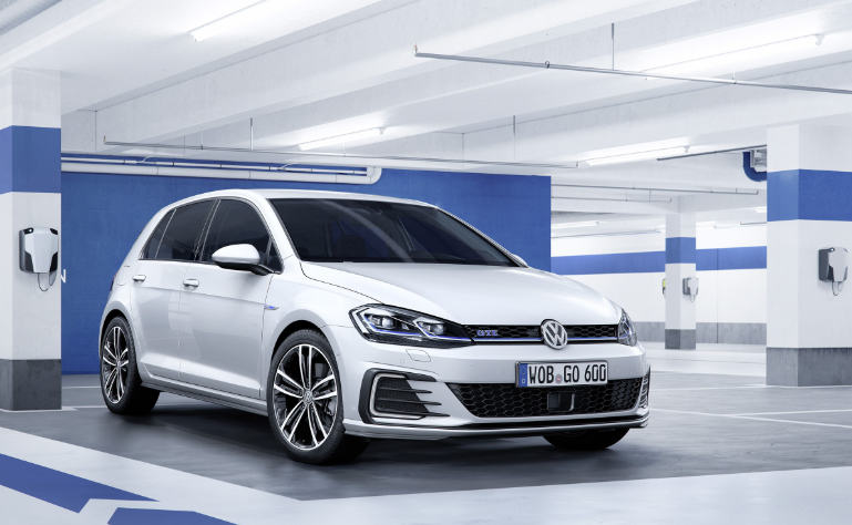 2020 VW Golf MK8 redesign