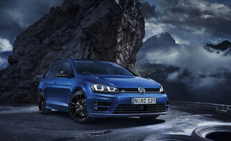 2020 VW Golf Wagon redesign