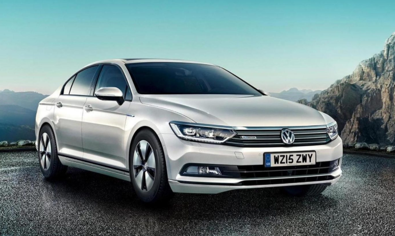 2020 VW Passat USA redesign