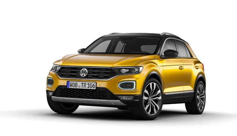 2020 VW T-Roc redesign