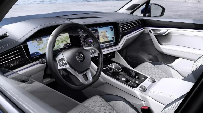 2020 VW Tiguan R Line interior 2020 VW Tiguan Canada Release Date, Rumors, Changes, Colors