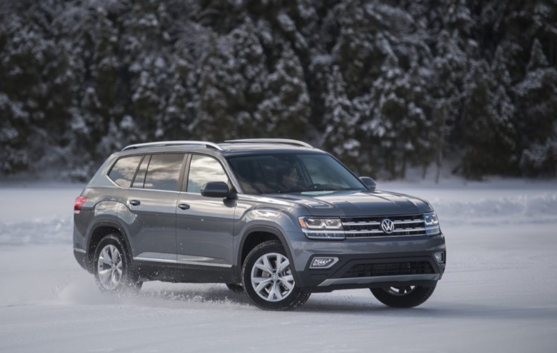 2020 VW Atlas 3 Row