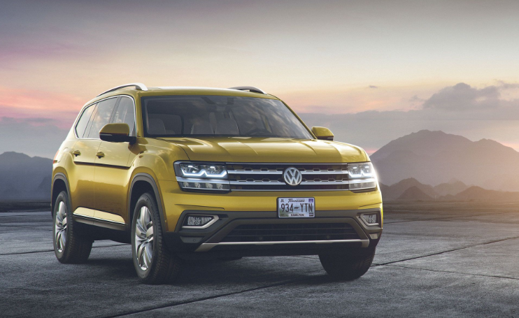 2020 Volkswagen Atlas news