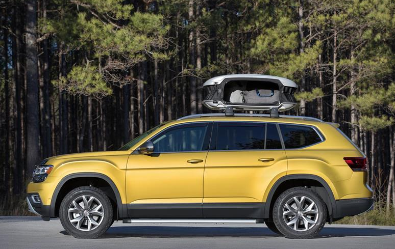 2020 Volkswagen Atlas Towing Capacity