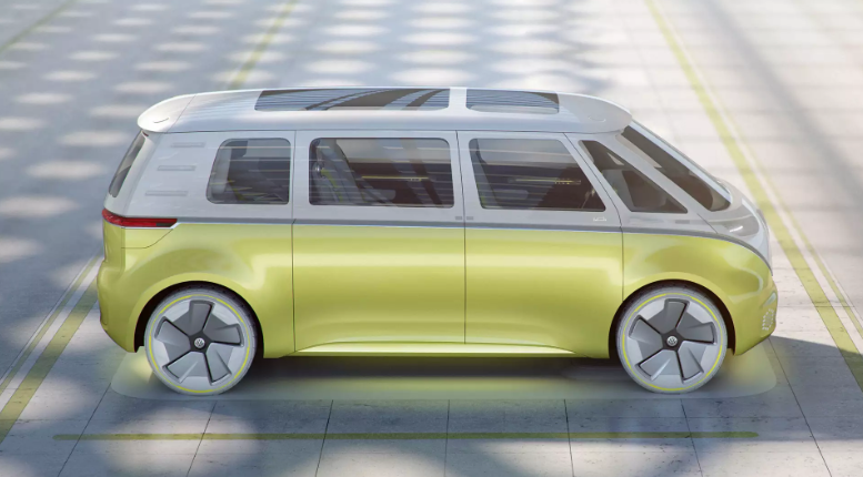2020 Volkswagen Bus news