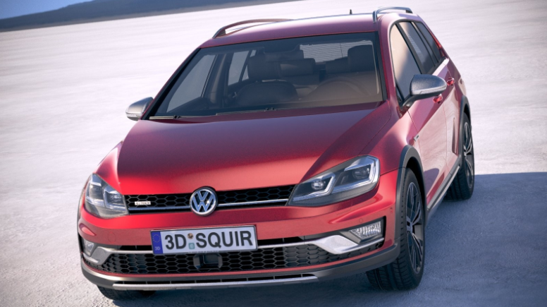 2020 VW Golf Alltrack