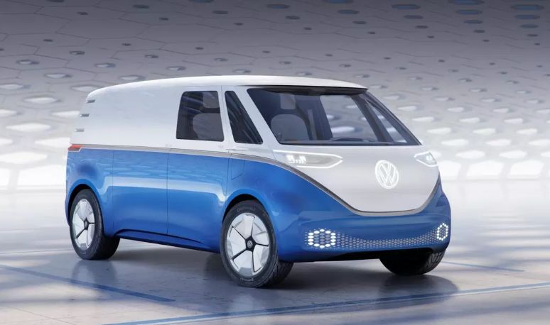 VW 2020 Electric Van redesign