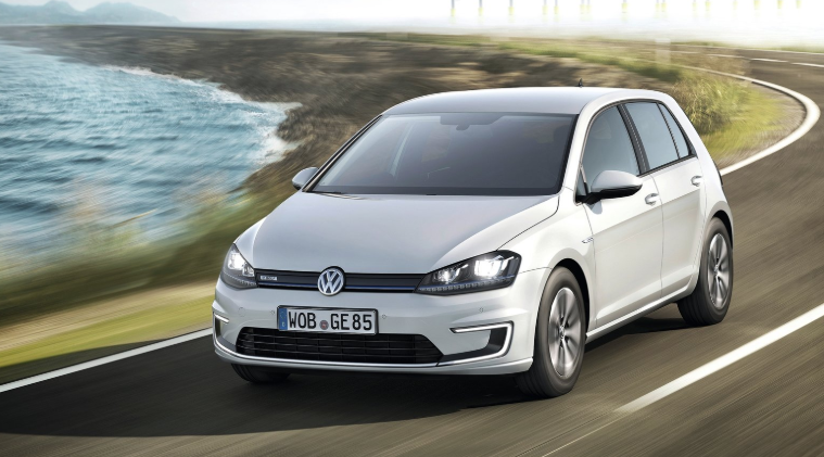 VW Golf Electric 2020