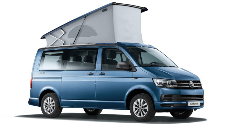 VW Hippie Van 2020 redesign