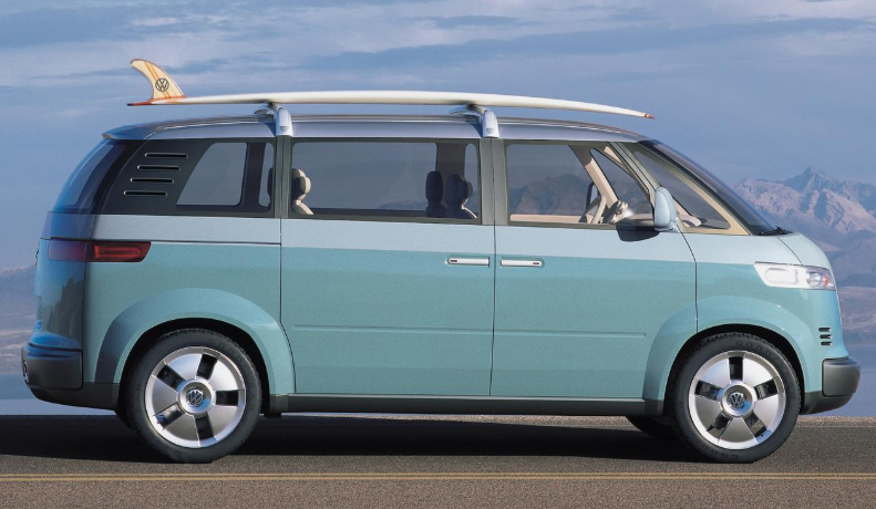 VW Vanagon 2020 news