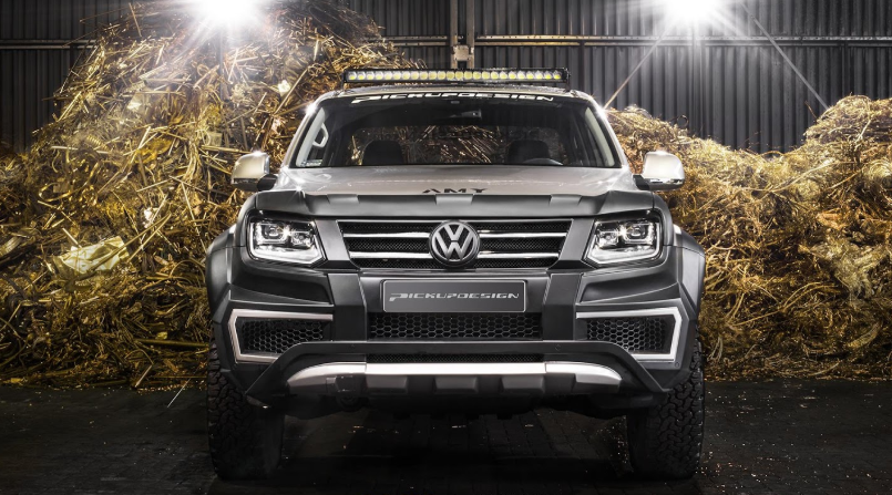 2019 VW Amarok Ultimate design