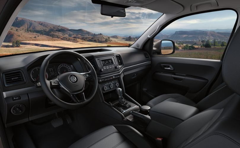2019 VW Amarok V6 interior New 2020 VW Amarok Changes, Release Date, Price, Specs, Interior