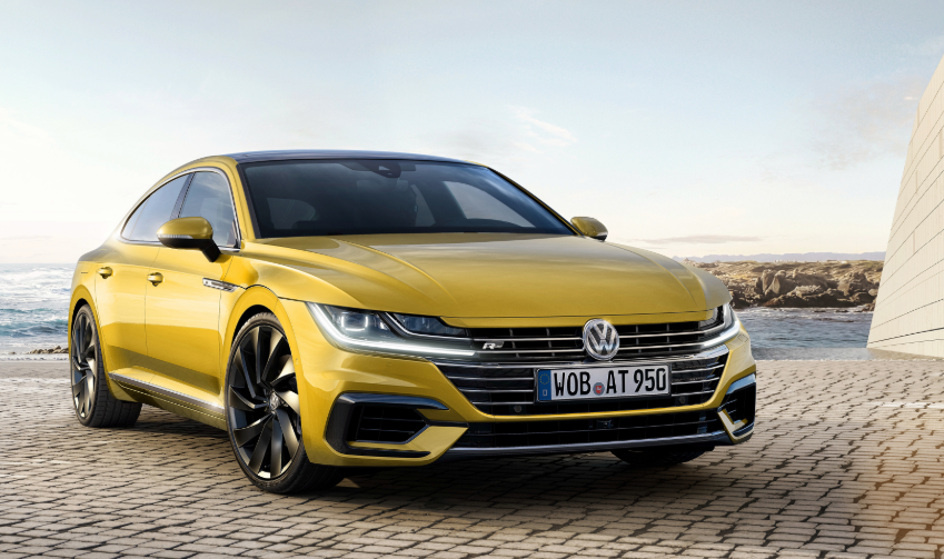 2019 VW Arteon R Line news