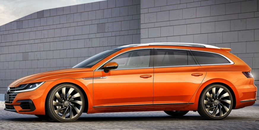 2020 VW Arteon Wagon