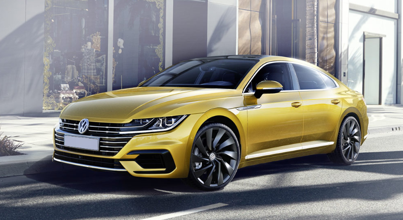 2019 VW Arteon review