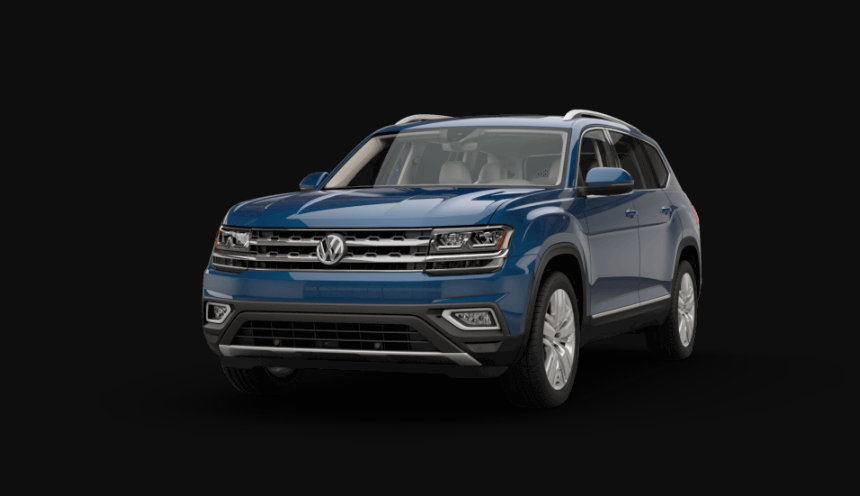2020 VW Atlas 5 Seater