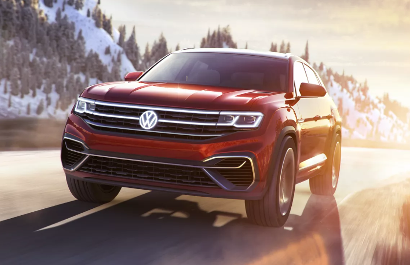 2020 VW Atlas Cross Sport USA