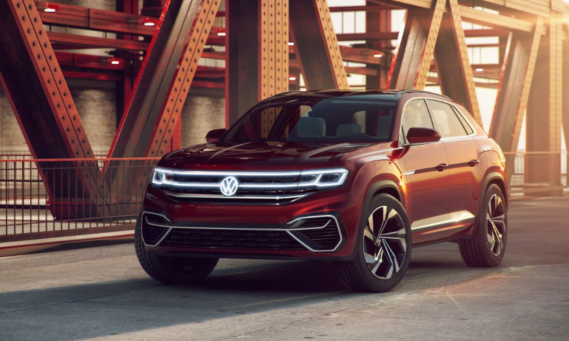 2019 VW Atlas Sport design 2020 VW Atlas Changes, Release Date, Interior, Colors, Rumors