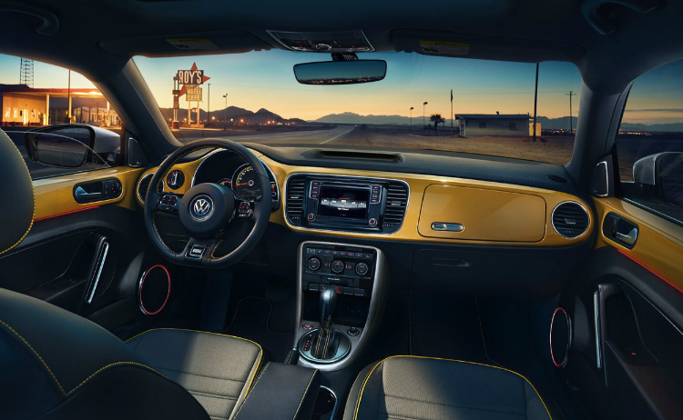 2019 VW Beetle Canada redesign