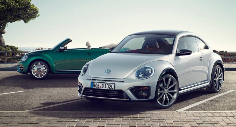 2020 VW Beetle Turbo