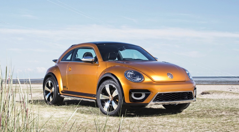 2019 VW Beetle SUV redesign