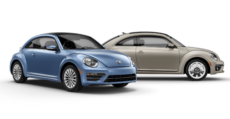 2019 VW Beetle Turbo design