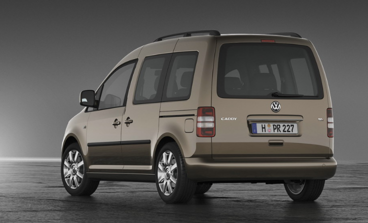 2020 VW Caddy