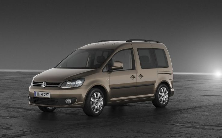 2019 VW Caddy Van Facelift redesign