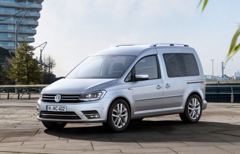 2019 VW Caddy design