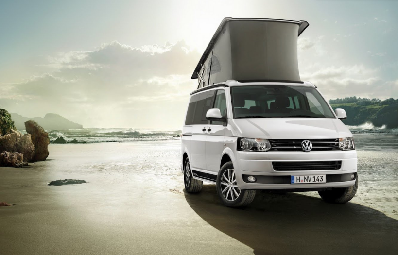 2019 VW California redesign
