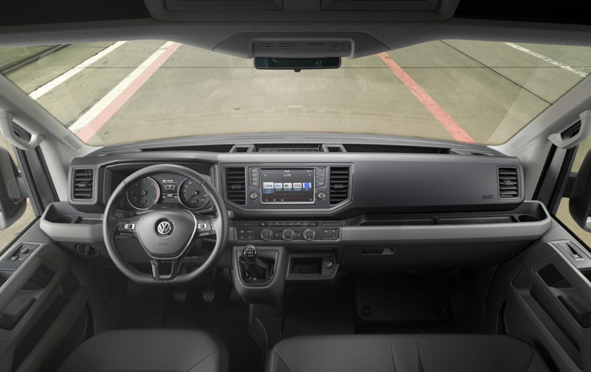 2019 VW Crafter interior 2019 VW Crafter Interior, Release Date, Changes, Price
