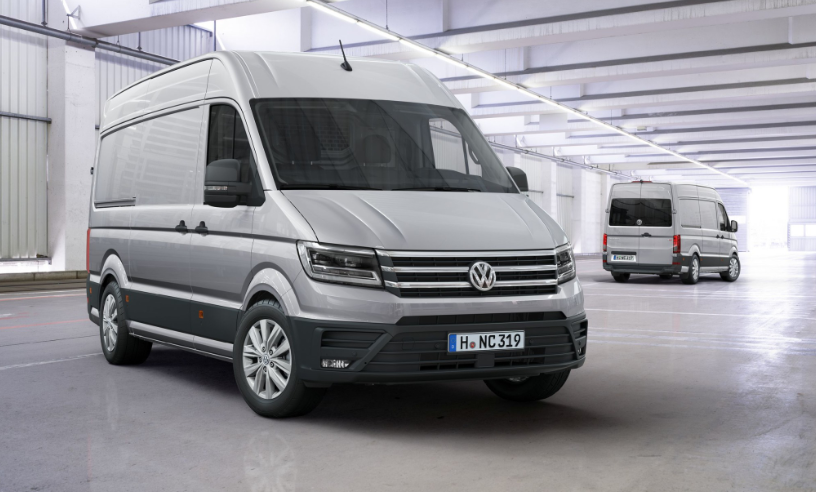 2019 VW Crafter news