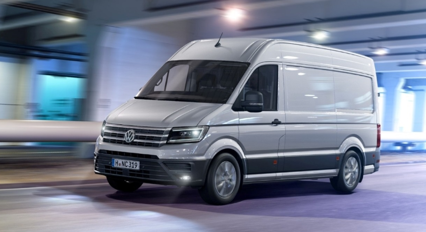 2019 VW Crafter release date 2019 VW Crafter Interior, Release Date, Changes, Price