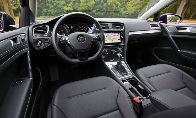 2019 vw e-golf release date  changes  interior  price