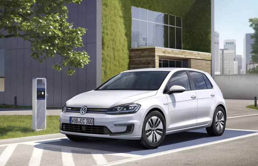 2019 VW E-Golf redesign