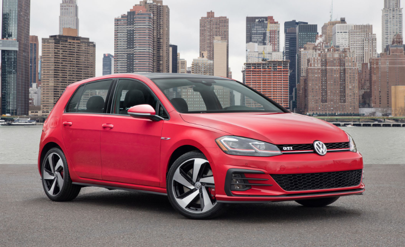 2019 VW GTI Rabbit changes