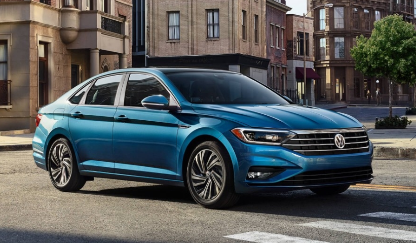 2019 VW Jetta redesign