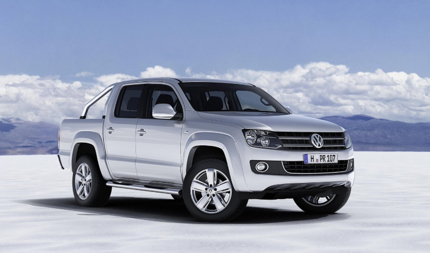 2019 VW Pickup redesign