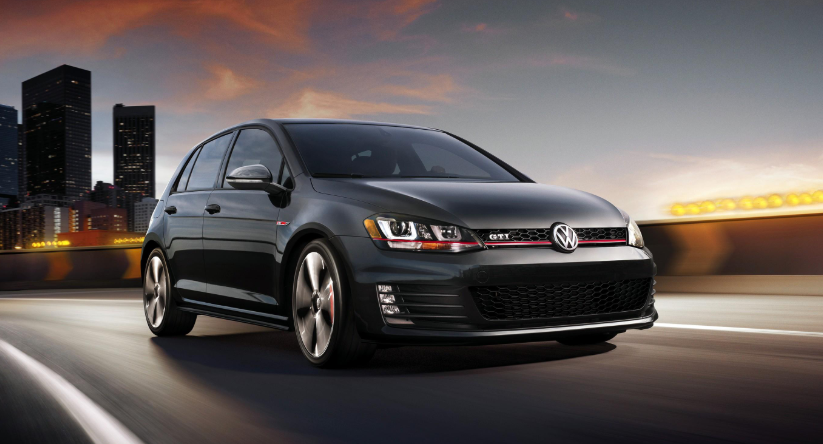 2019 VW Rabbit GTI design