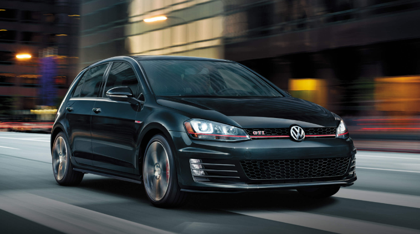 2020 VW Golf GTI Rabbit Edition
