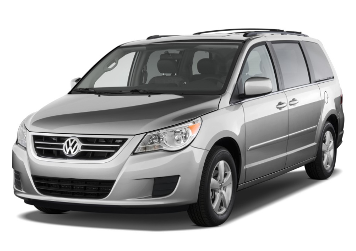 2019 VW Routan R Line design