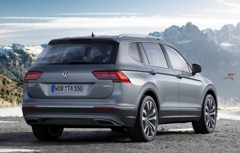 2019 VW Tiguan Canada release date 2020 VW Tiguan Diesel, V6, Rumors, Changes, Interior, Colors