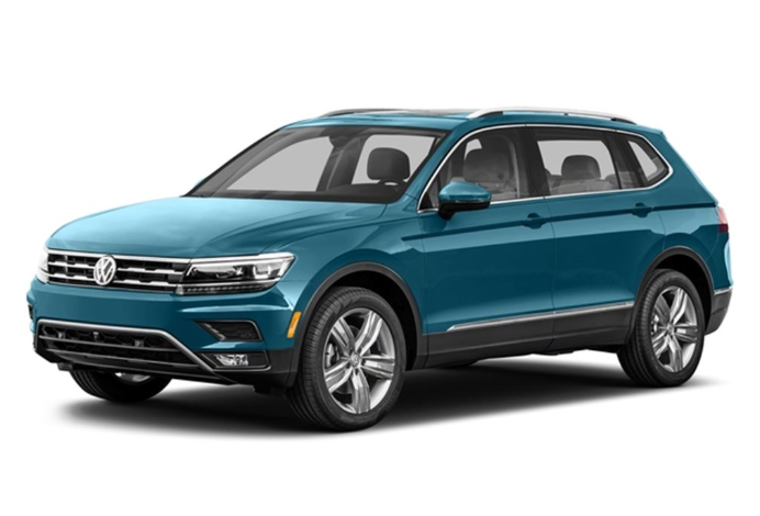2019 VW Tiguan Coupe design 2020 VW Tiguan Changes, Interior, Colors, Rumors, Release Date