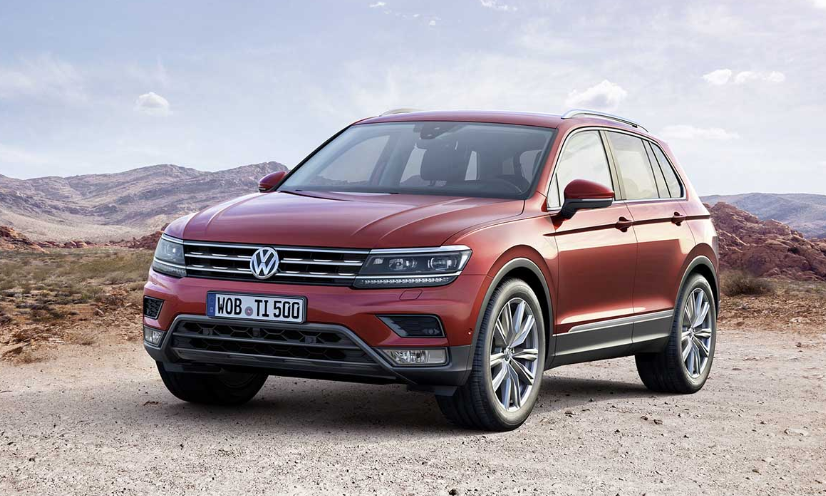 2019 VW Tiguan Coupe redesign 2020 VW Tiguan Australia Release Date, Rumors, Changes, Interior